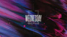 Wednesday night service!