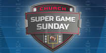 Church Super Game Sunday Football Bowl Party