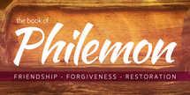 Philemon Sermon Series