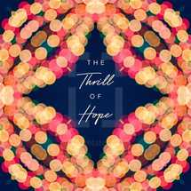The Thrill of Hope