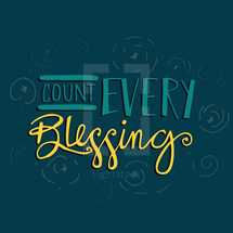 count every blessing