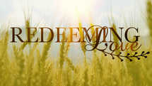Redeeming Love (The Book of Ruth)
