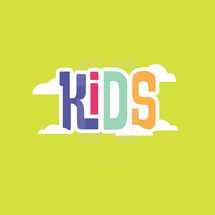 kids title vector.