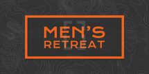 Mens ministry retreat slide