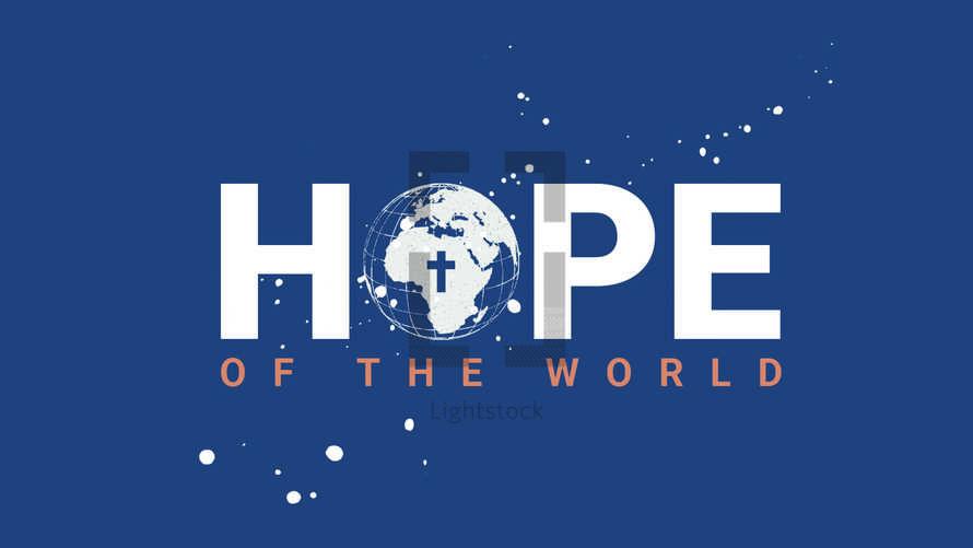 Hope of the World Slide Set
