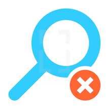 unsuccessful search