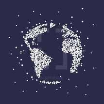 salt and earth
