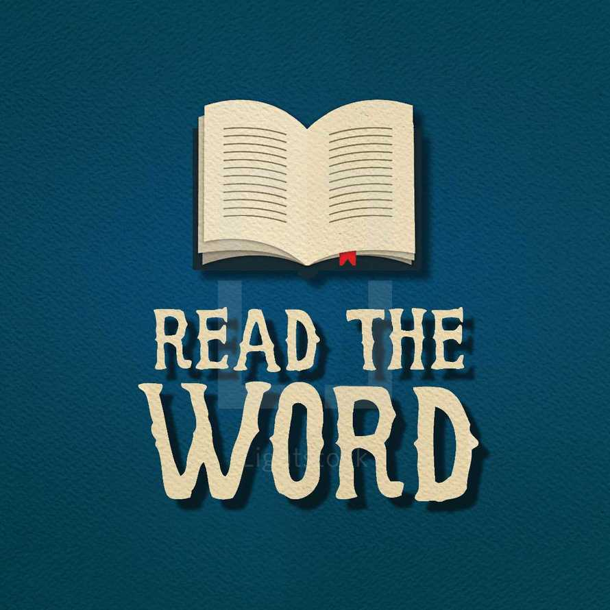 Read the word