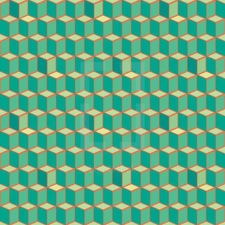 pattern 3D background