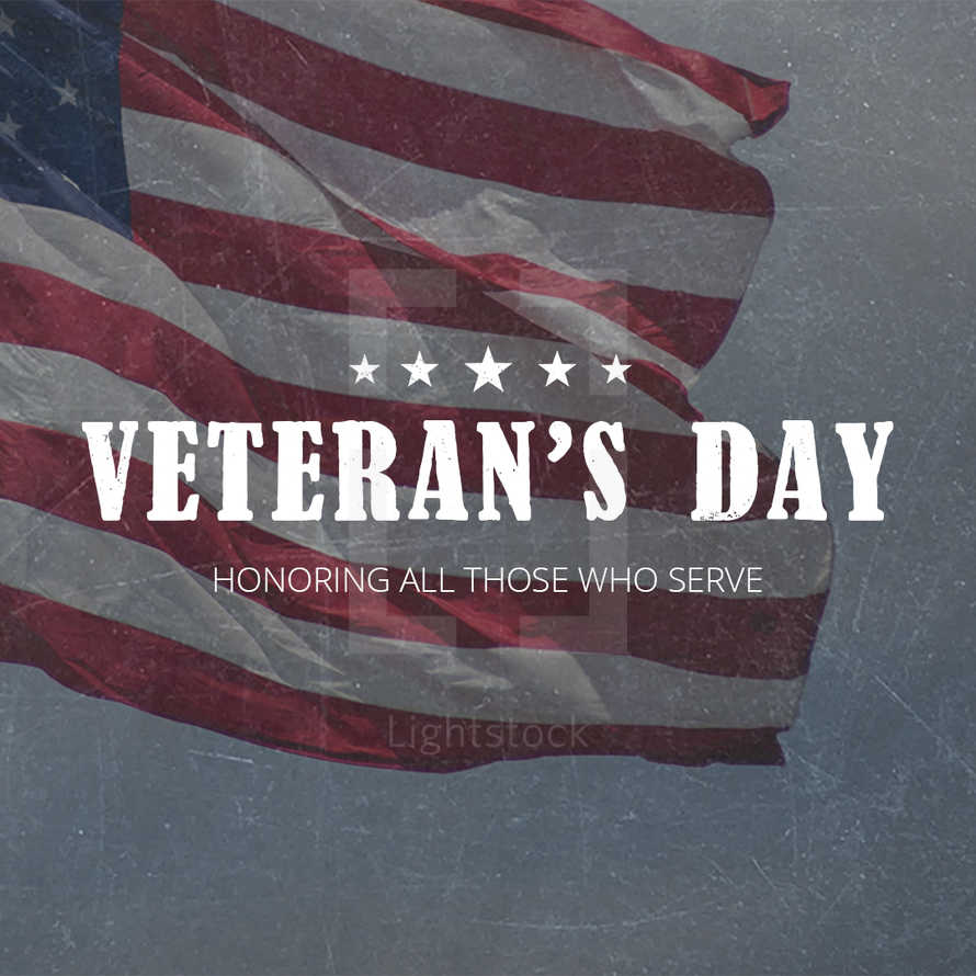 Veteran's Day Social Graphics