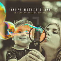 Mother's Day Social Graphics