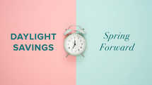 Daylight Savings Slide