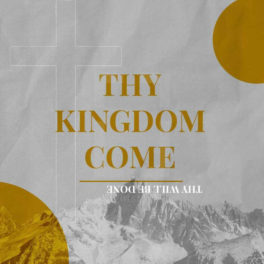 Thy Kingdom Come Social Graphic