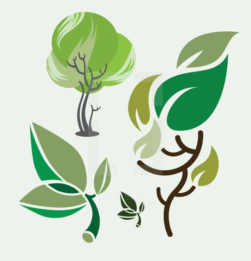 tree, twig, leaves, leaf, growth, plant, nature, icon