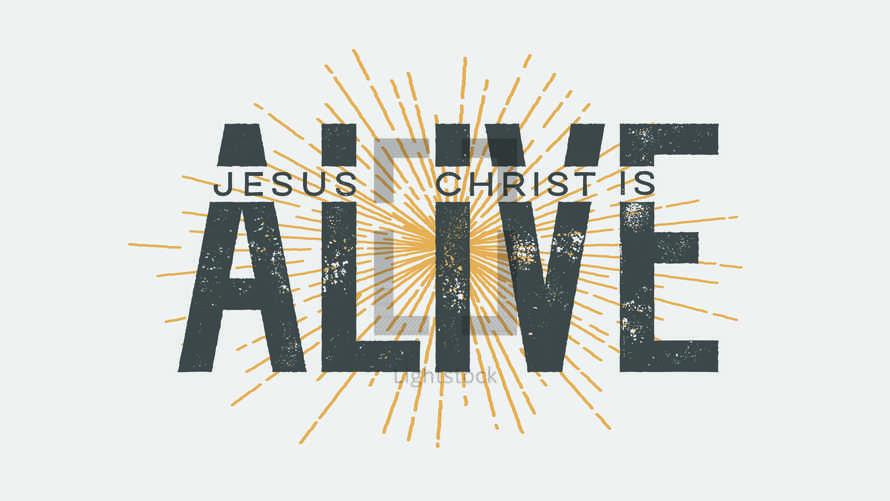 Alive Slide Set