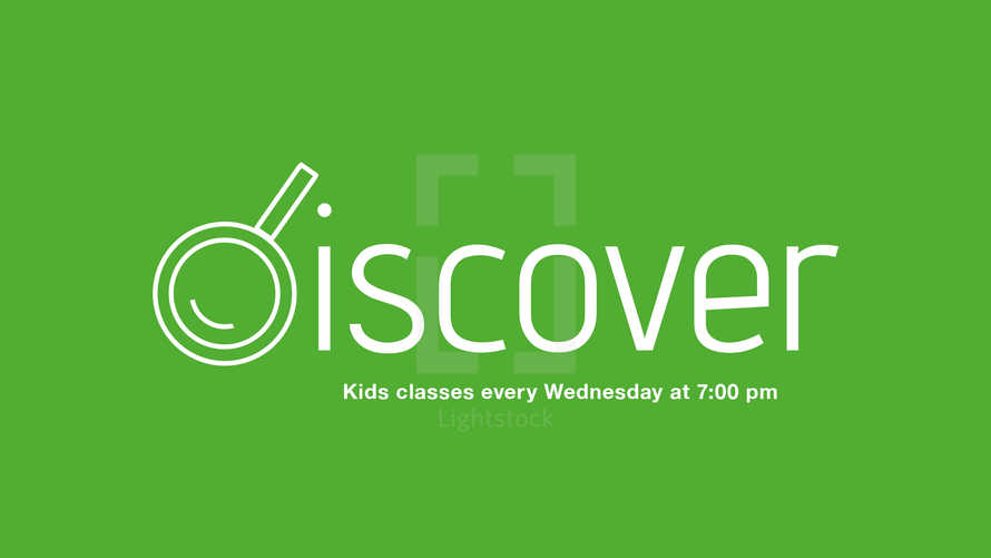 Discover Kids Classes