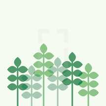 growth concept vector.