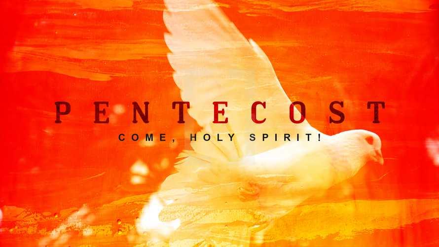 Pentecost Sunday Slide