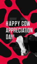 Happy Cow Appreciation Day!
