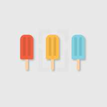 popsicle icons
