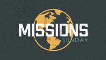 Missions Sunday Slide