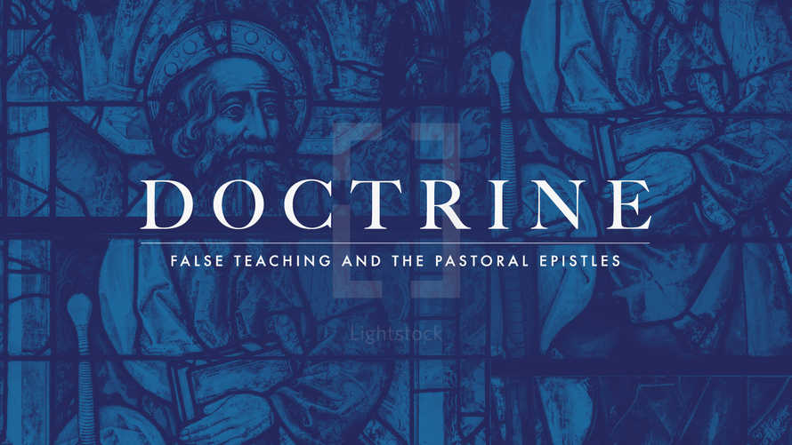 Doctrine (The Pastoral Epistles)