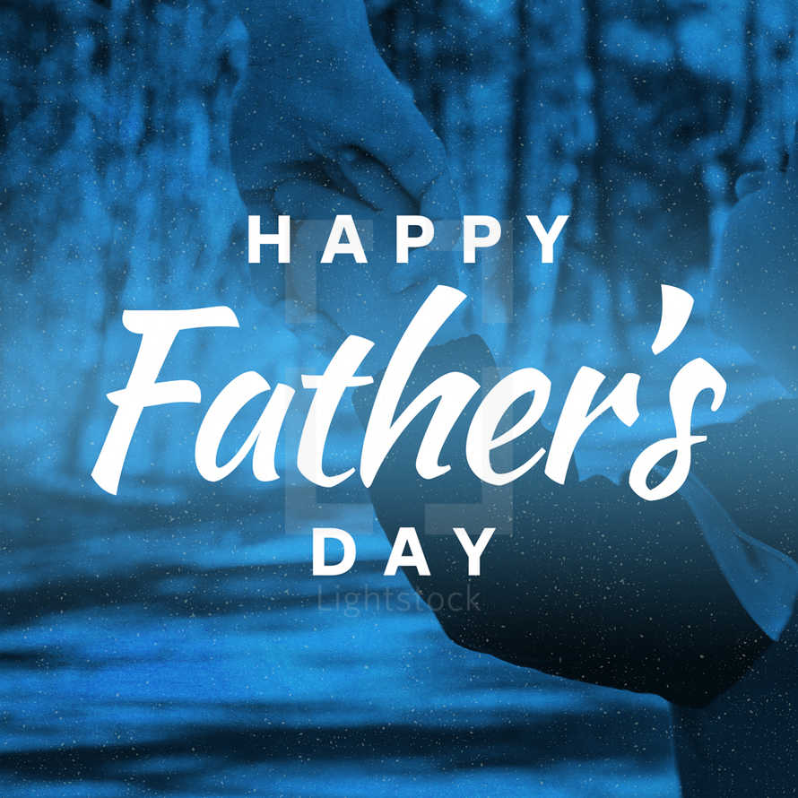 Happy Father's Day Social Graphics