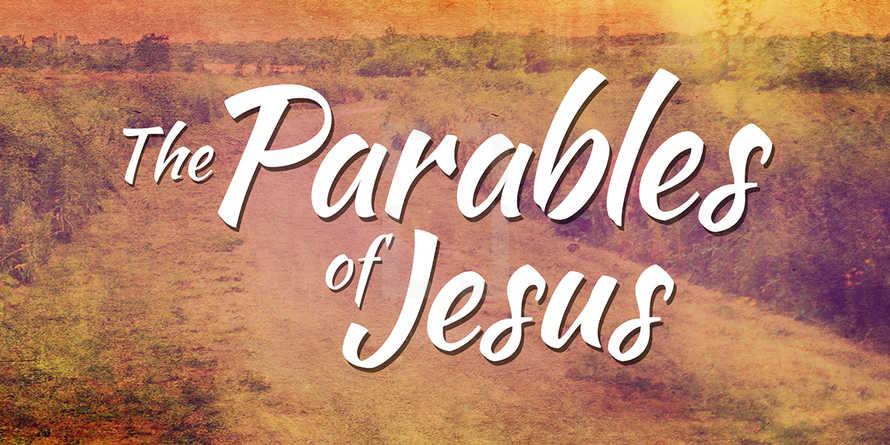 The Parables of Jesus Sermon Slides