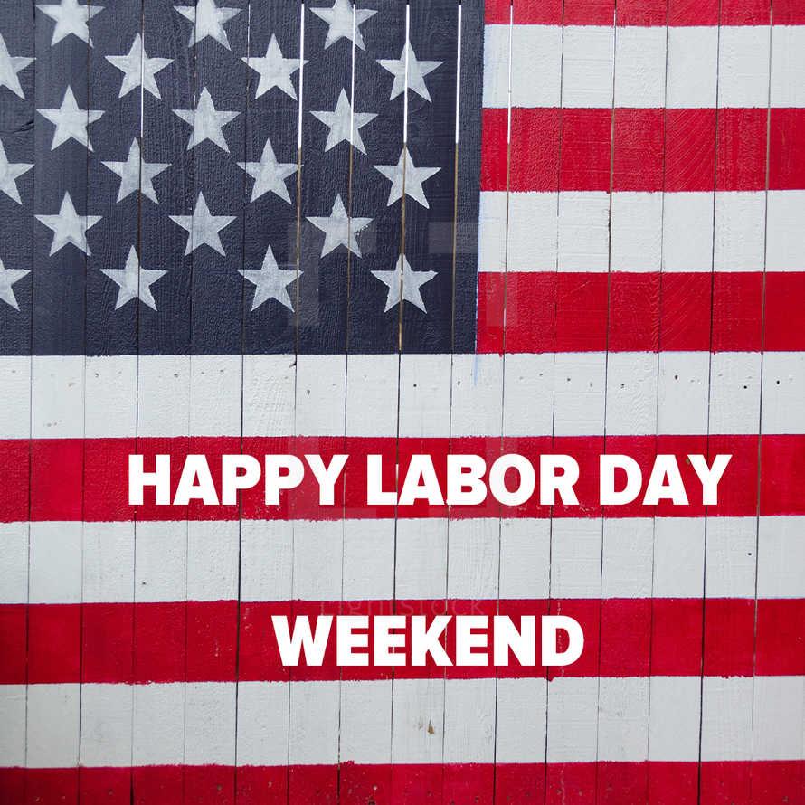 Labor Day Weekend Social Media