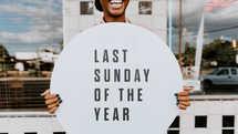 Last Sunday of the year