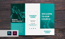 Trifold Brochure - Welcome to our Church