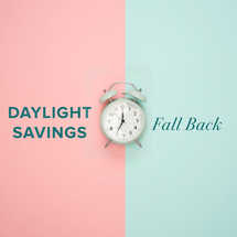 Daylight Savings Social Media