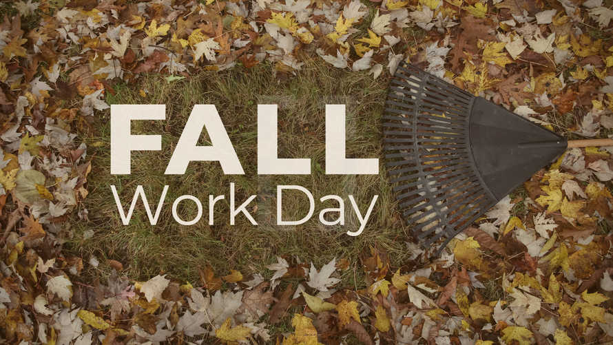 Fall Work Day Slide