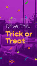 Drive Thru Trick or Treat