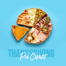 Thanksgiving Pie Chart
