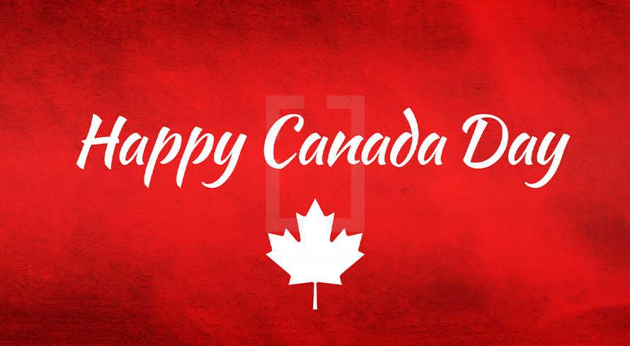 Happy Canada Day Slide Set