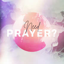 Need Prayer social posts