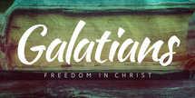Galatians Sermon Series