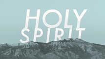 Holy Spirit Sermon Series