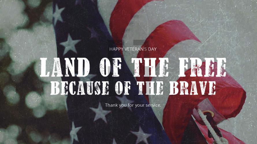 Veteran's Day Slide
