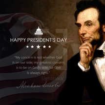 President's Day Social Graphics