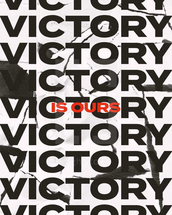 Victory is ours.