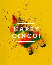 Happy Cinco!