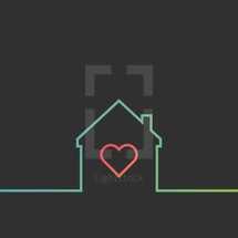 house full of love