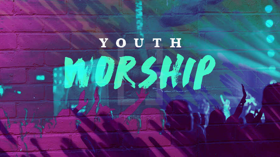 Youth Worship Slide