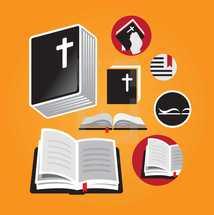 Bible icons