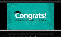 Congrats! Graduation Slides