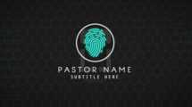 Identity In Christ Sermon Series Graphic