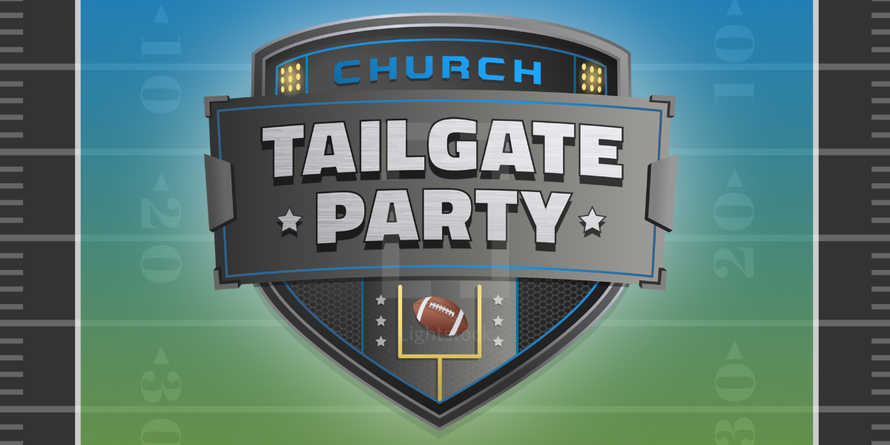 Football Tailgate Bowl Watch Party
